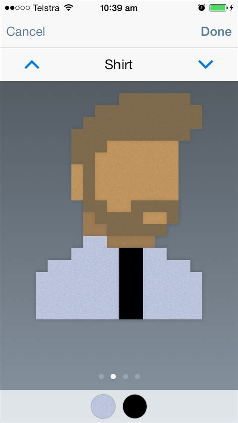 Kaos 8bit Creation 2 bitface 8 bit avatar creator free ver 1 3 1 for ios appsodo
