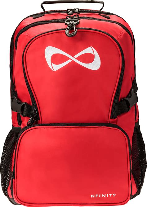 australian volleyball warehouse nfinity backpack red