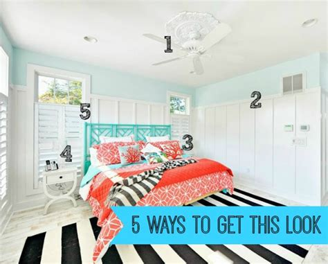 5 ways to get this look house bedroom infarrantly