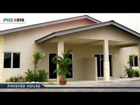 fast & easy    build a house in 14 days with iris koto