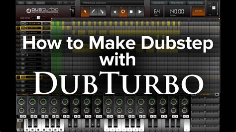 how to make a dubstep dubstep maker how to make dubstep with dubturbo youtube