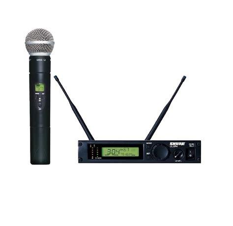 Shure Mic Wireless Ulx 7 5 shure radio mic hire dynamite audio