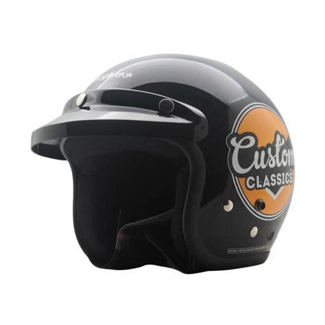 Helm Cargloss Army Jual Cargloss Retro Army Helm Half Custom Classic