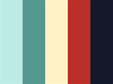 nautical color scheme nautical bits color palette by advertising white
