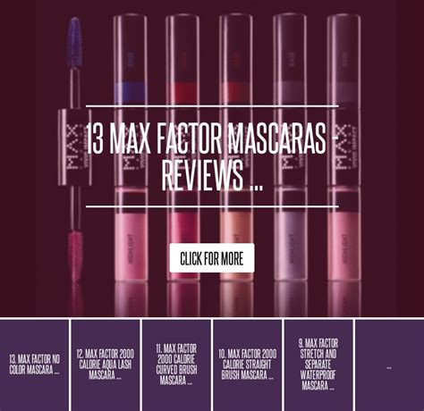 Max Factor Lash Perfection Volume Couture Waterproof Mascara Expert Review by 2 Max Factor Lash Perfection Volume Couture Mascara
