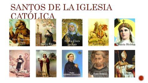 nombres de los papas de la iglesia catolica santos de la iglesia cat 243 lica