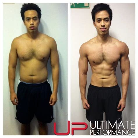 creatine 1 year transformation hong kong transformation result up fitness