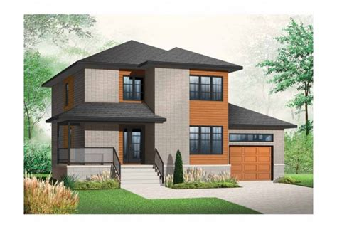 modern three bedroom house design eplans contemporary modern house plan three bedroom