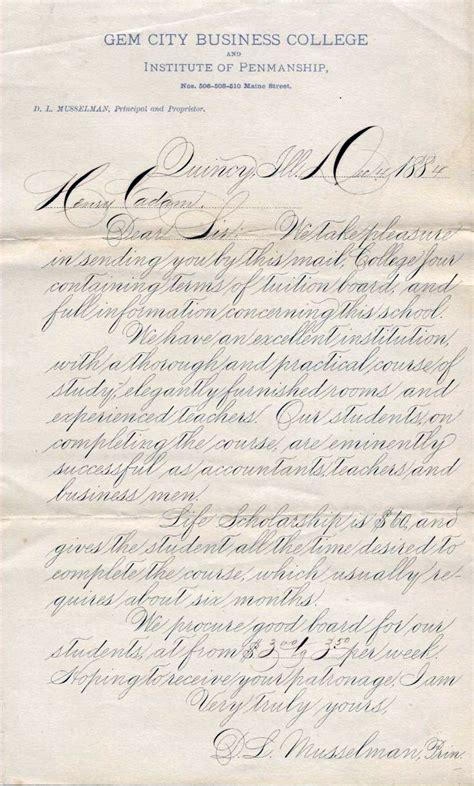 olden day letter template file spencerian exle jpg wikimedia commons