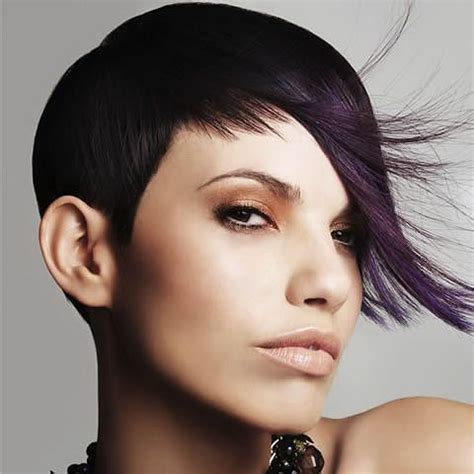 short hairstyles and cuts | short asymmetrical bob haircut