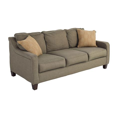 69 Off Ashley Furniture Ashley Furniture Brown Couch