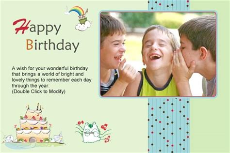 template photoshop happy birthday free photo templates happy birthday cards 3 to friends