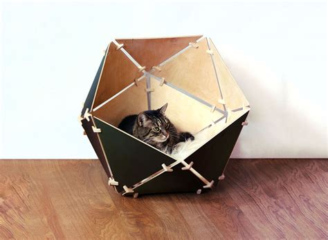 modern cat beds chic and cozy cat beds 20 modern ideas