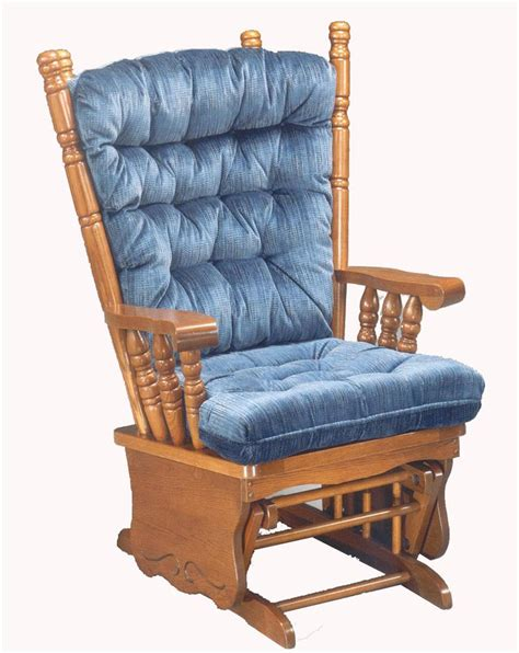 Nursery Glider Rocking Chair Rocking Chair Design Glider Rocking Chair Cushions Baby Room Nursery Rocker Rustic Blue