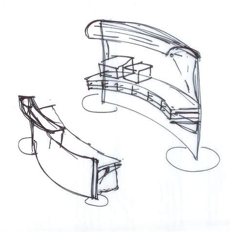 design for reception desk sketch sketch coloring page