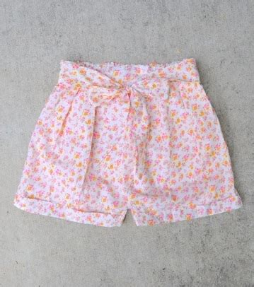 Diy pleated shorts allfreesewing com