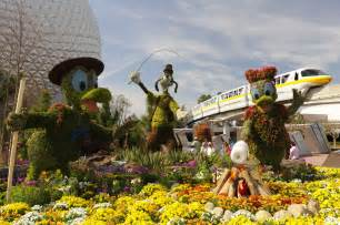 disney s epcot international flower garden festival