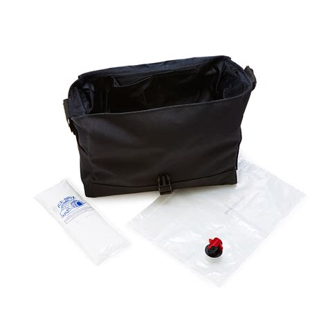 portable cocktail portable wine dispensing drink bag the green head