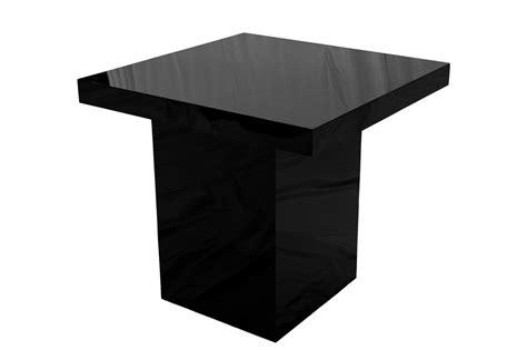 small black table slall black table black top