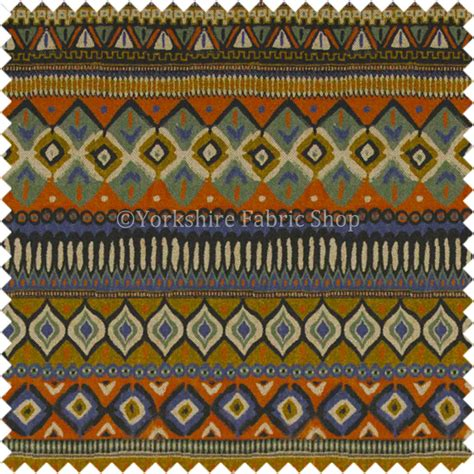 tribal pattern material african tribal inspired aztec geometric pattern printed