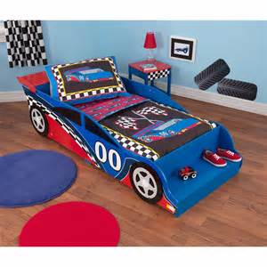 Up Car Mattress by Boy Toddlers Race Car Bed Side Rails Cars Bedroom