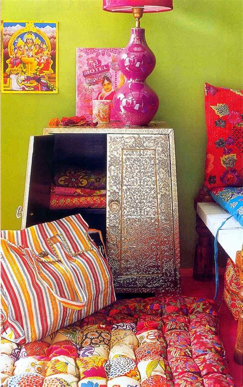 Funky Home Decor 17 Best Images About Bohemian Chic Style On Tibet Mercury Glass And Floor Cushions