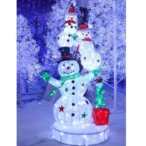 light snowman outdoor decoratingspecial