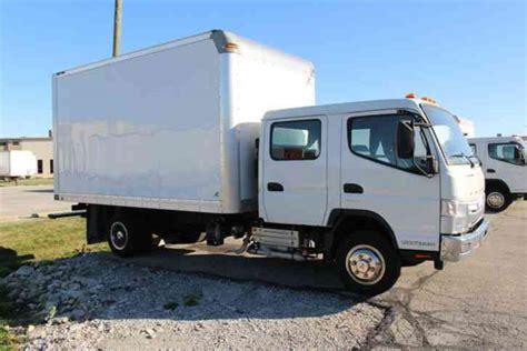mitsubishi trucks 2014 mitsubishi fuso canter 2014 van box trucks