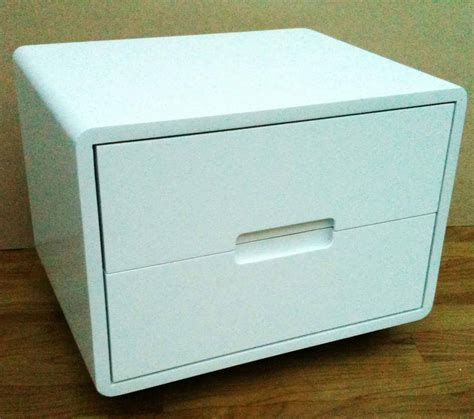 buy white bedside table
