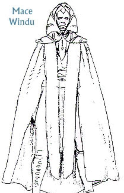Mace Windu Coloring Pages wars coloring book