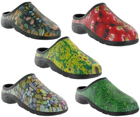 Garden Shoes by Out Door Gardening Clog Waterproof Back Garden Shoes Mens