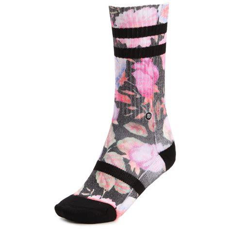 Garden Socks by Stance Garden Crew Socks S Evo