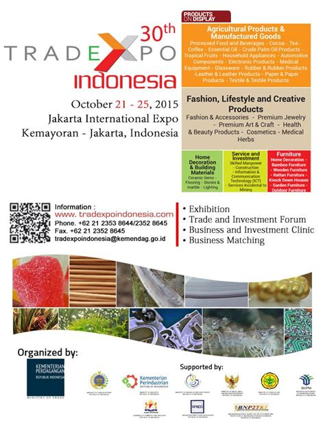 Pameran Wedding Bandung Oktober 2015 by Trade Expo Indonesia Jiexpo Kemayoran Jakarta 21 25