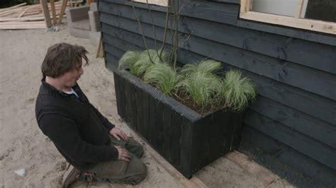 Plantenbak Maken Hout by Intratuin Zelf Een Plantenbak Maken