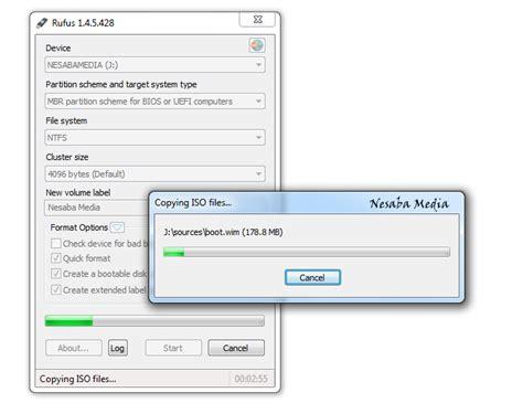 tutorial instal windows 7 dengan flashdisk arief hidayat89 com cara install windows 7 dengan flashdisk