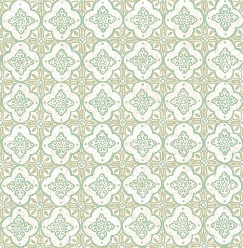 green quatrefoil wallpaper geo green quatrefoil wallpaper bolt mediterranean
