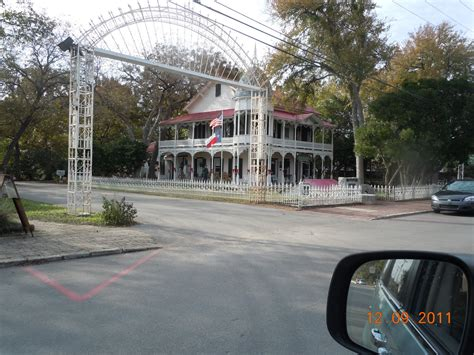 Bed And Breakfast In Gruene Tx by Gruene On The To San Antonio Stage Route