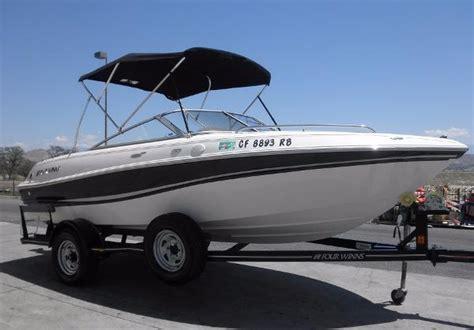 four winns boats for sale california four winns 190 horizon boats for sale in california