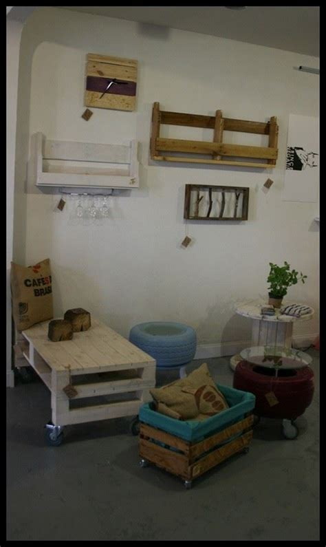 home decor made from pallets diy pallet home decor and utility items 99 pallets