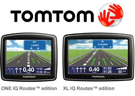 tutorial actualizar tomtom xl iq routes tomtom one and tomtom xl iq routes introduced techgadgets