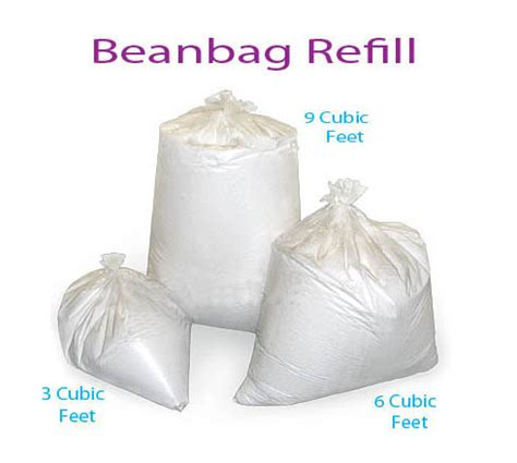 How To Fill Bean Bag Chair by Bean Bag Top Up Refill Filler Filling Free Post Ebay
