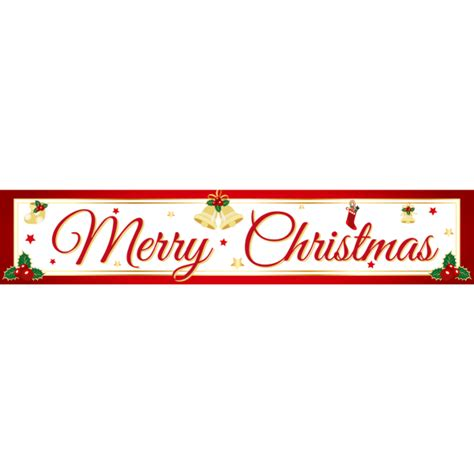 merry christmas banner png www pixshark com images