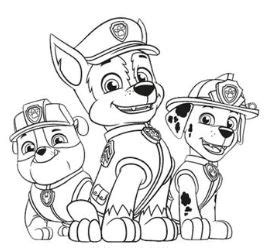 paw patrol spring coloring pages paw patrol tracker coloring page free coloring pages online
