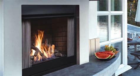 Fireplace Burlington by Outdoor Fireplaces Burlington Heating Air Conditioning