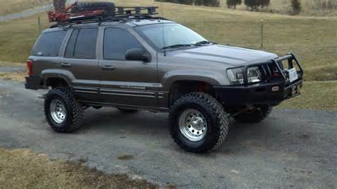 jeep grand 2000 lifted