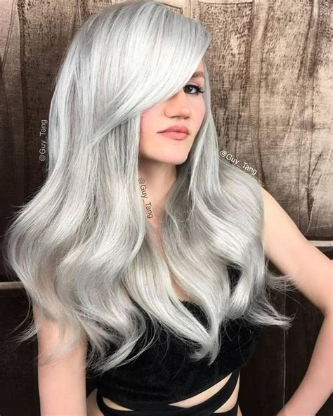 guy tang grey hair 287 best images about kenra color silver and violet