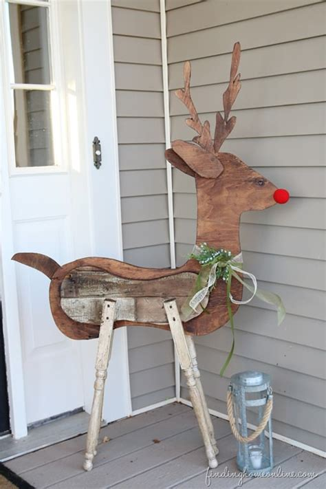 diy lawn decorations wood diy front yard decorating projects the garden