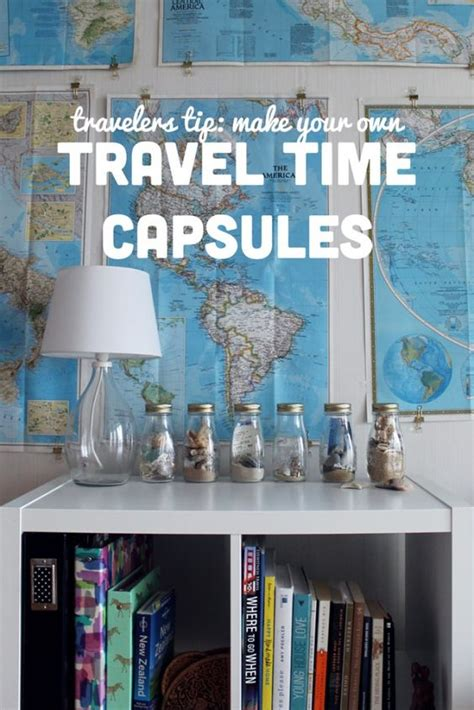 tutorial adventures blogspot make a travel time capsule of your adventures tutorial on