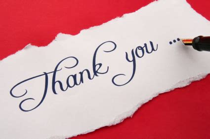 thank you notes | project access upper northeast tn