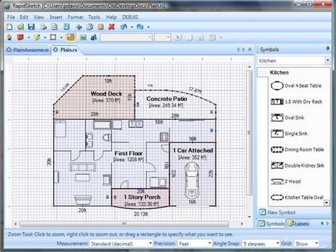floor plan drawing software free besf of ideas using online floor plan maker of architect